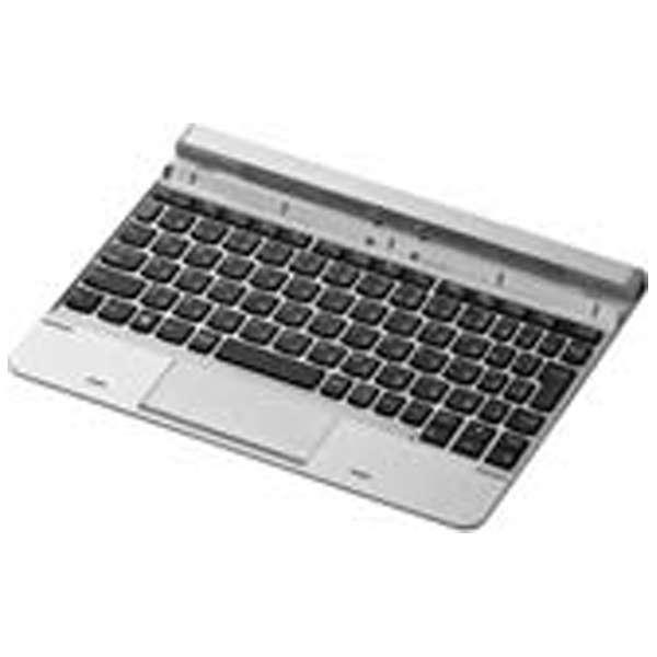 【純正】LaVie Tab W用 デタッチャブルキーボード (マグネット接続) PC-VP-KB31