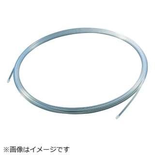 フッ素樹脂チューブ 内径8mmX外径10mm 長さ20m TPFA1020