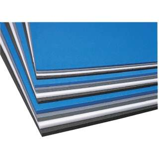 Polyethylene foam sheet black 15 X 1000 X 1000 A8151BK << ※ image is image   >> that is different from real product