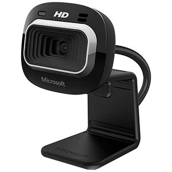 T4H-00006 ウェブカメラ LifeCam HD-3000 for Business ブラック [有線]