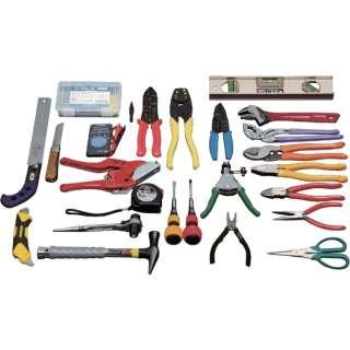 ピカイチ プロ用電設工具セット 26点セット PKD1