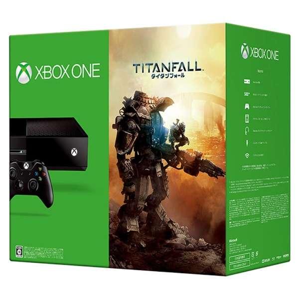 Xbox One (エックスボックスワン) (タイタンフォール同梱版) [ゲーム機本体]