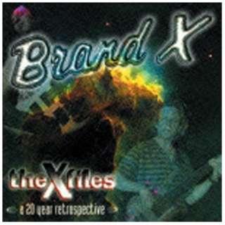 ブランドX/Xファイル~20イヤー・レトロスペクティヴ 【CD】