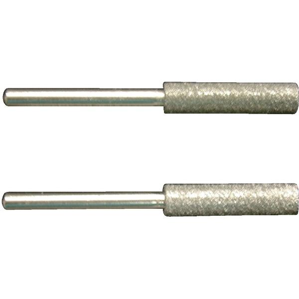 ニシガキ 軸付ダイヤモンド砥石 N-821-50 4.0MM
