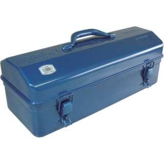 山型工具箱 455X176X211 ブルー Y460B