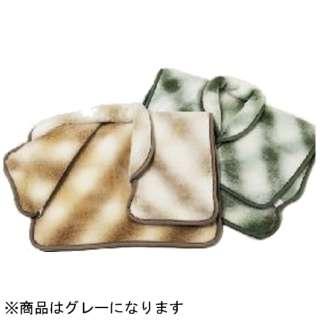 【毛布肩当】ニューマイヤー(M~Lサイズ/グレー)[生産完了品 在庫限り]