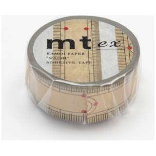 mt ex マスキングテープ(竹定規) MTEX1P97