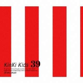 KinKi Kids/39 【CD】