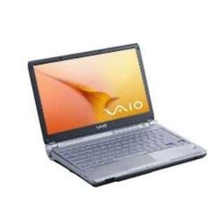 海外仕様 VAIO TX 37 Series Ultraportable Notebook ノートパソコン [11.1型] VGN-TX37GP/BE1 ブラック