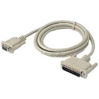 【純正】RS-232Cケーブル OI-C01