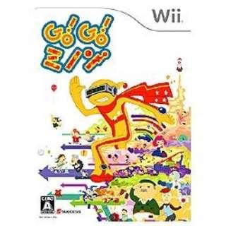 GO!GO!ミノン 【Wii】