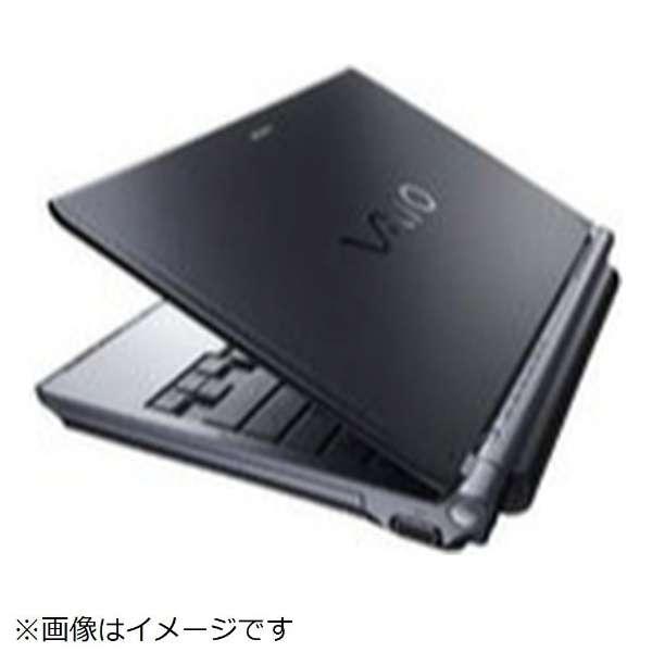 海外仕様 VAIO TX ノートパソコン [11.1型] VGN-TX17GP BE1