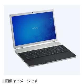 海外仕様 VAIO Fz ノートパソコン [15.4型] VGN-FZ15G E1