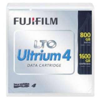 LTO FB UL-4 800G U LTOカートリッジ Ultrium [800GB /圧縮時1600GB /1巻]