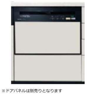 NP-P60V1PKPK ビルトイン食器洗い乾燥機 FULLオープン 汚れはがしミストシリーズ ブラック [7人用]