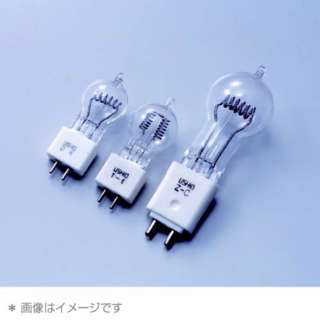 JCD100V500WL 電球 ハロゲンランプ クリア [G6.35 /電球色 /1個]