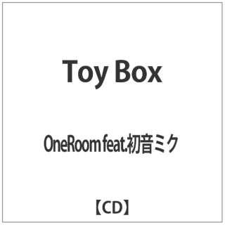 OneRoom feat.初音ミク/Toy Box 【CD】