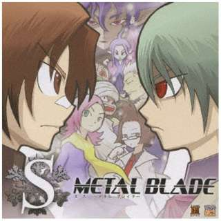 Team.ねこかん[猫]/S~METAL BLADE~ 【CD】