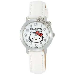 【日本製】シチズン時計 Q&Q 腕時計 HELLO KITTY ハローキティ 0001N002 【正規品】