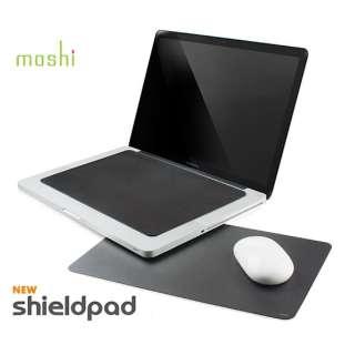 Shield Pad Graphite mo-shp2-bk