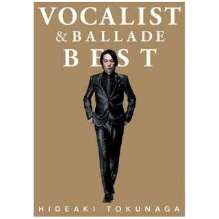 徳永英明/VOCALIST & BALLADE BEST 初回限定盤A 【CD】