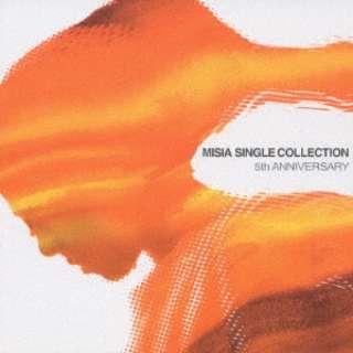 MISIA/ MISIA SINGLE COLLECTION 5th ANNIVERSARY 【CD】