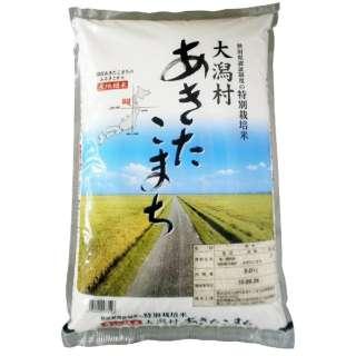 大潟村産あきたこまち 研ぐ米 5kg【お米】