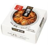 缶つま 赤貝どて煮風 山椒入り 70g【おつまみ・食品】