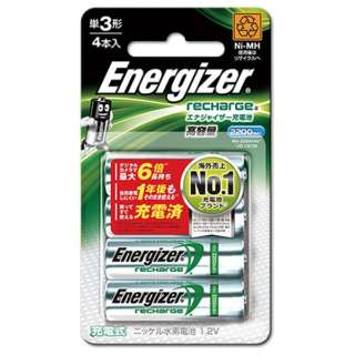HR-AA-EH4BPA 単3形 充電池 Energizer(エナジャイザー) [4本]