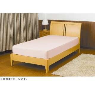 【ボックスシーツ】スーパーフィット MFサイズ(90×190×27cm/ピンク)