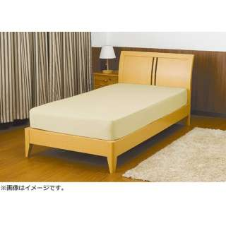 【ボックスシーツ】スーパーフィット LFサイズ(138×190×27cm/アイボリー)