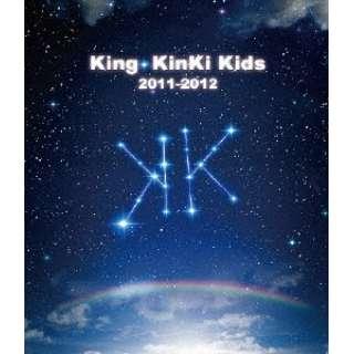 KinKi Kids/ King・KinKi Kids 2011-2012 【ブルーレイ】