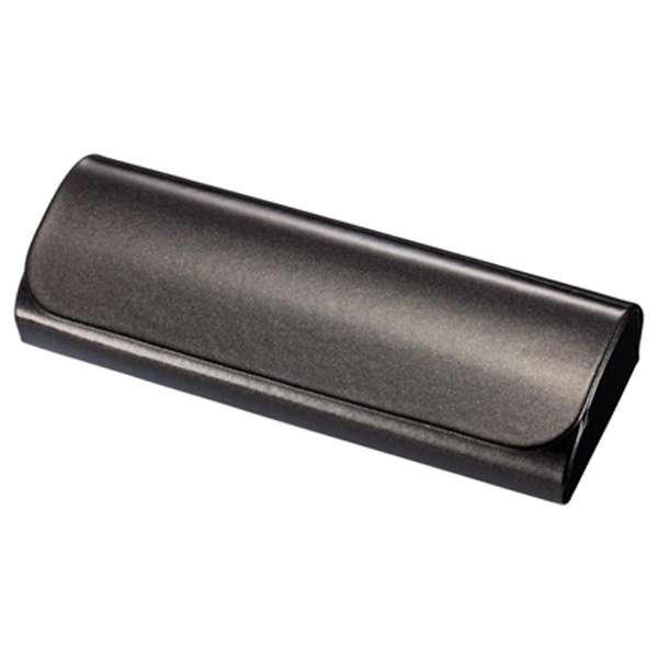 ハード メガネケース(ブラック)SA-73 BL