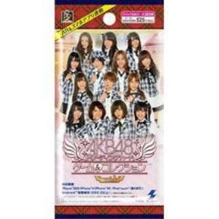 AKB48 トレーディングカードゲーム&コレクション VOL.1ブースター