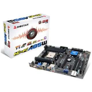 マザーボード Hi-Fi A85W