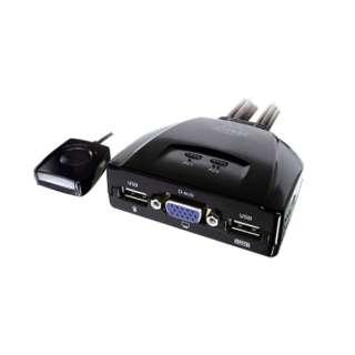 USB・VGA(アナログRGB)対応 パソコン切替器 CG-PC2UVMNSV2 [2入力 /1出力 /自動]