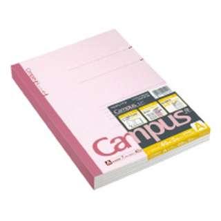 [ノート] キャンパスノート (A罫 6号(セミB5) 40枚) 5冊組 ノ-4ANX5