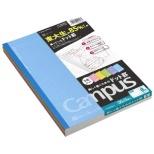 [ノート] キャンパスノート (ドット入り罫線カラー表紙) B罫 30枚×5色パック ノ-3CBTNX5