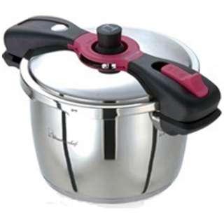 魔法のクイック料理 両手圧力鍋5.5L AQDA55