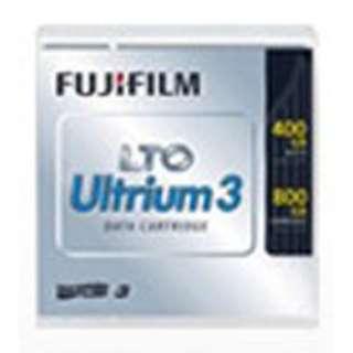 LTO FB UL-3 WORM 400G J  LTOカートリッジ Ultrium [400GB /圧縮時800GB /1巻]