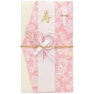 [祝儀袋] hana 洋風 ピンク 1枚 キ-598P