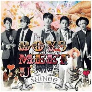 SHINee/ Boys Meet U 通常盤 【CD】