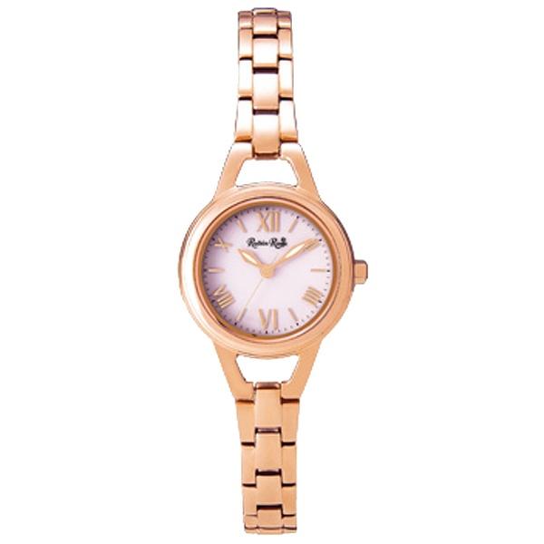 ルビンローザ ソーラー時計レディースウオッチ R016SOLPPK