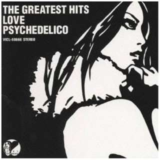 LOVE PSYCHEDELICO/ THE GREATEST HITS 【CD】
