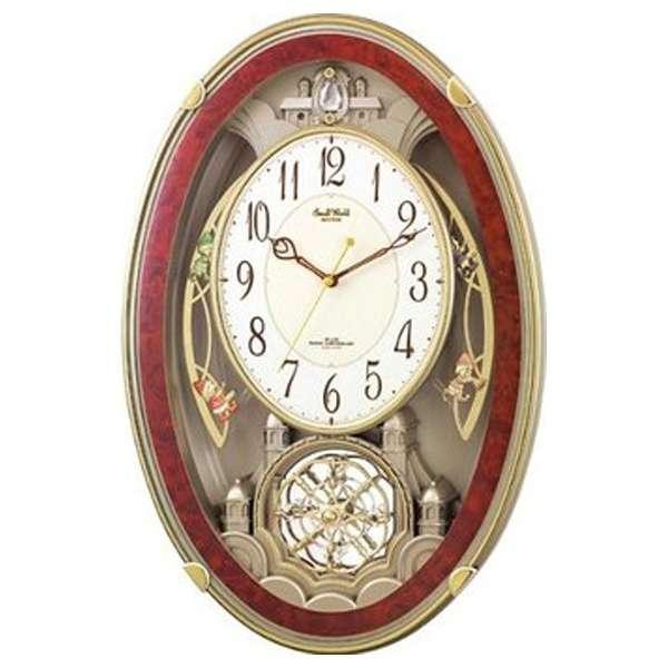 セイコー・シチズンからくり時計
