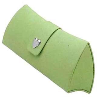 アルミハード メガネケース(グリーン)BX-04-25