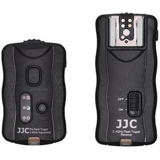 JJCプロフェッショナル ワイヤレスリモコンセット(G1P) Nikon MC-30タイプ用 UNX-4874