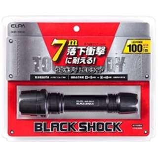 DOP-TM510 懐中電灯 BLACK SHOCK [LED /単3乾電池×2 /防水]