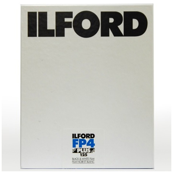 イルフォード FP4PLUS 8X10 25