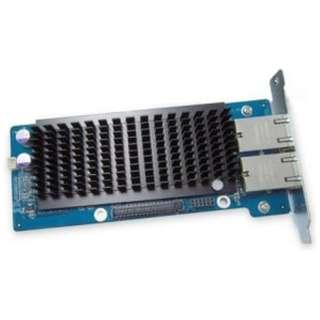 NAS用 拡張インターフェース LAN-10G2T-D